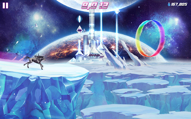 Download Robot Unicorn Attack 2 v1.7.1 Apk+Data For Android