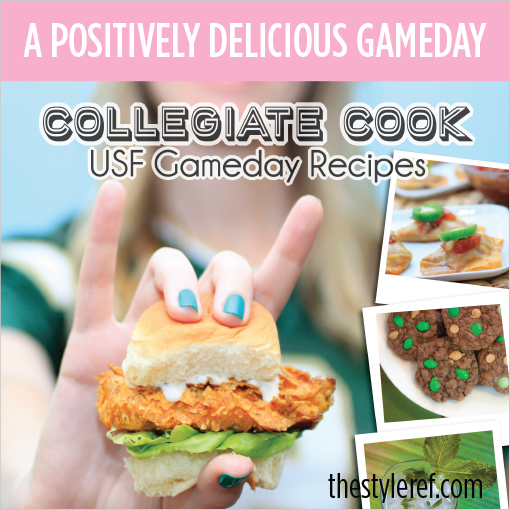 Collegiate Cookbook