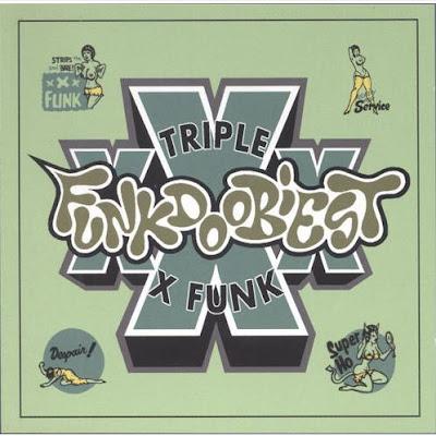 Funkdoobiest – XXX Funk (CDS) (1995) (320 kbps)