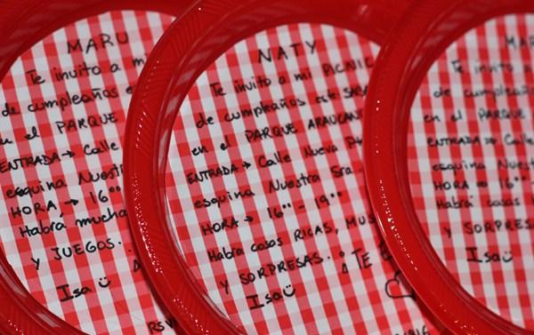 Mi cumplea os ideas para el verano de isabella - Platos para picnic ...