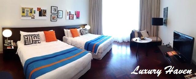 lone pine hotel penang premier room panoramic