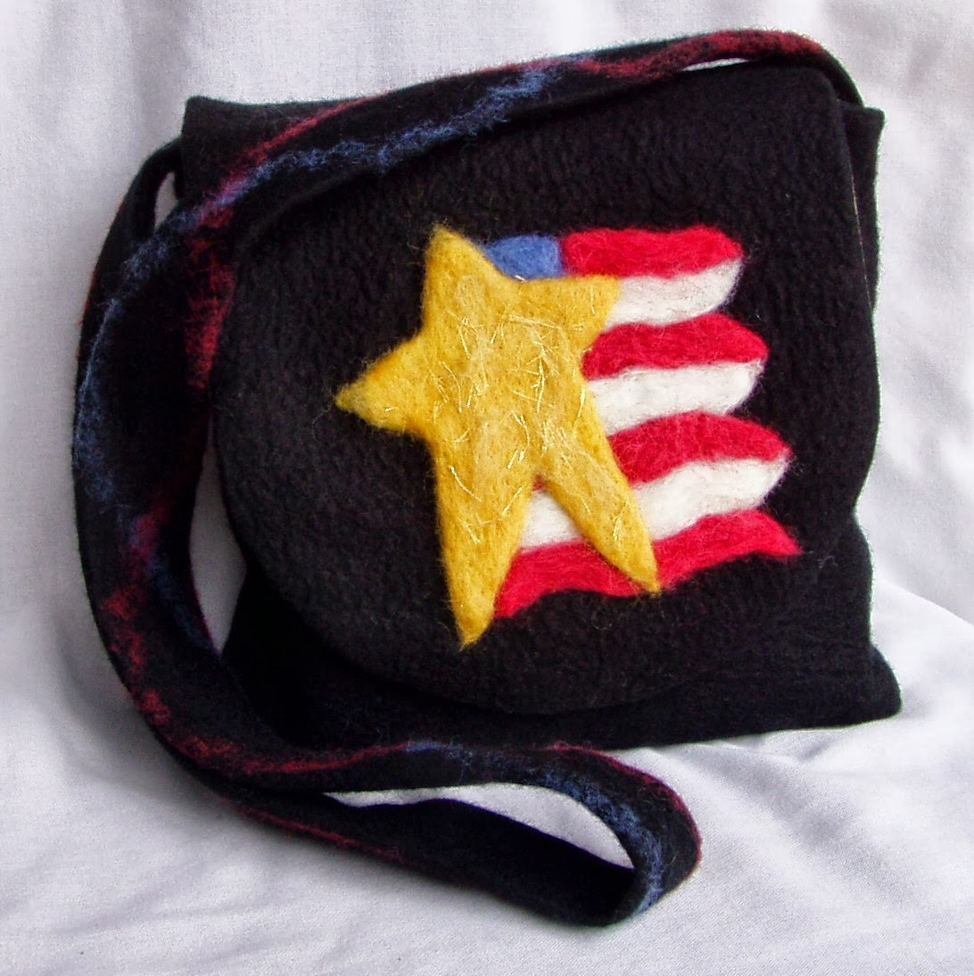 Star Spangled Tote Bag ePattern