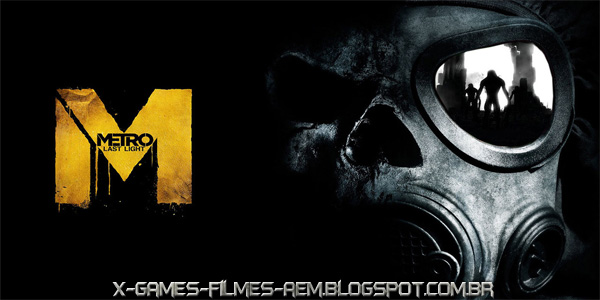 Metro Last Light Limited Edition - PC Completo