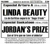 Todo A Ganador - 27/4 - Palermo - Especial Arturo A - LINDA BEAUTY  y el sello Viviani