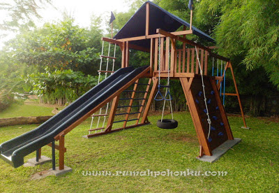 Produk Outdoor Playground