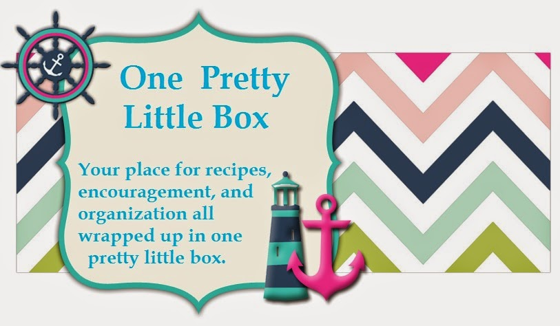 <center>One Pretty Little Box</center>
