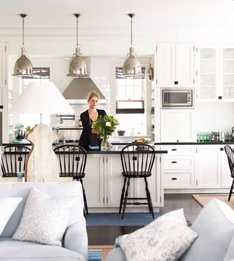 Made in heaven hamptons inspired house in sydney for Hampton style home designs