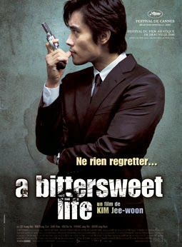 A Bittersweet Life 2005 poster