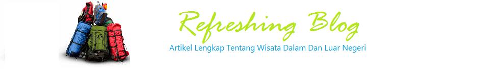 Refreshing Blog