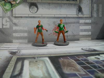 Zombicide Zombie Survivor Zombivor Dave the Geek Sheldon