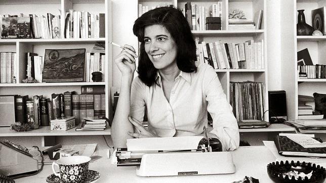 Susan Sontag, Paris, novembvre 1972