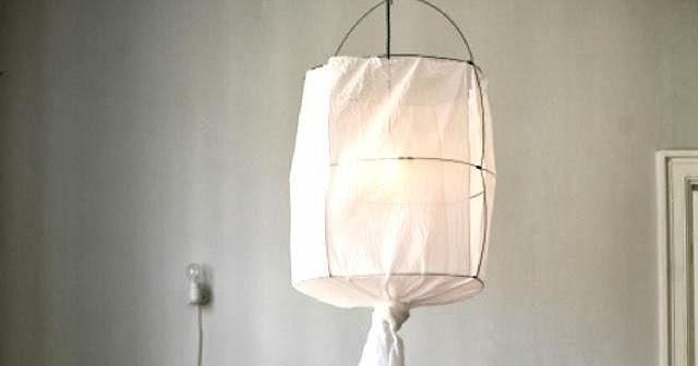 d co fait main cr er une lampe en voile facile. Black Bedroom Furniture Sets. Home Design Ideas
