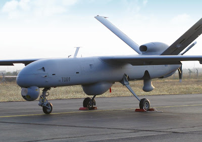 Turkey ANKA UCAV