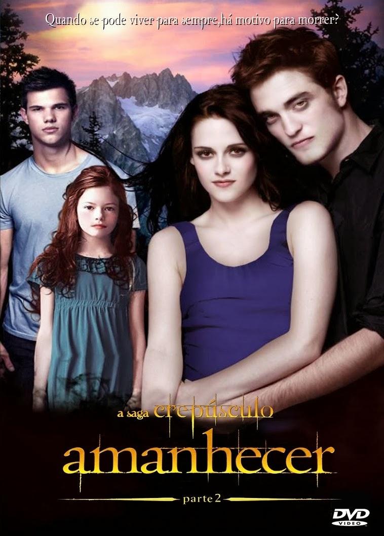 A Saga Crepúsculo: Amanhecer: Parte 2 – Dublado (2012)