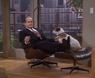 Frasier and Eddie, May 21, 1996