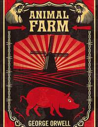 Cover of George Orwell - Animal Farm