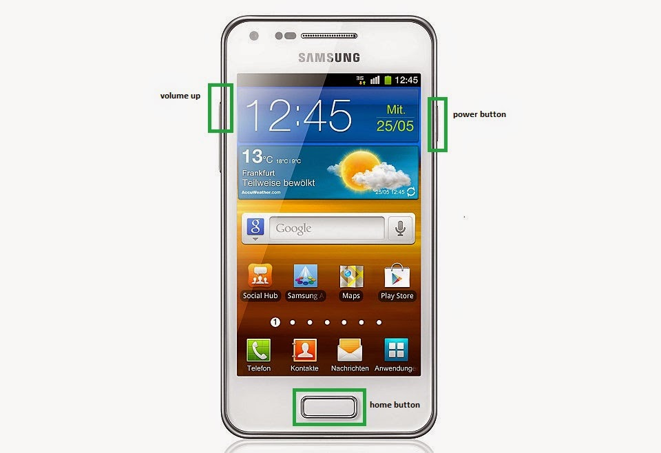 Soft Reset or Hard Reset Samsung Galaxy S, Perform a Soft Reset or Hard Reset Samsung Galaxy S GT-I9000