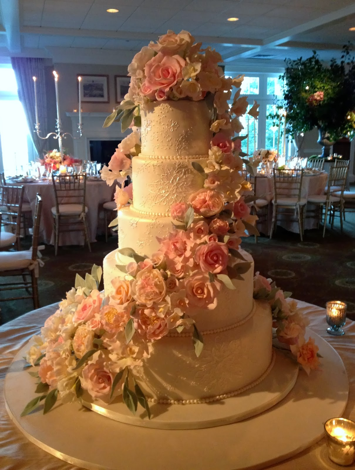For the Love of Cake by Garry & Ana Parzych Greenwich CC