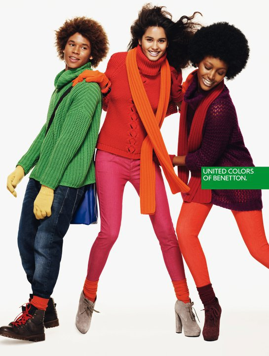 smartologie united colors of benetton fall winter 2011 campaign. Black Bedroom Furniture Sets. Home Design Ideas