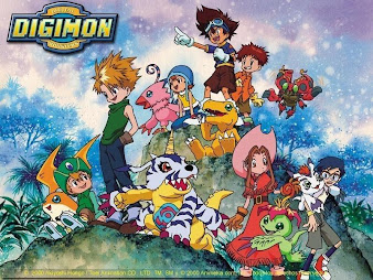 #1 Digimon Wallpaper
