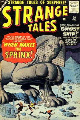 Strange Tales, the Sphinx
