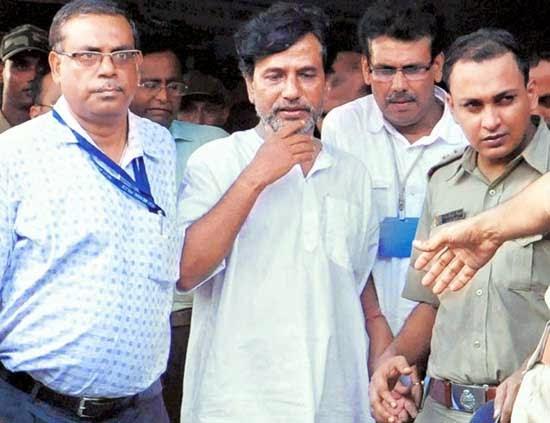 Sudipta Sen, the prime accused in the multi-crore Saradha scam