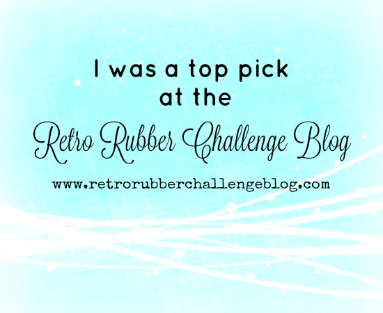 Chosen as a Retro Rubber Top Pick!