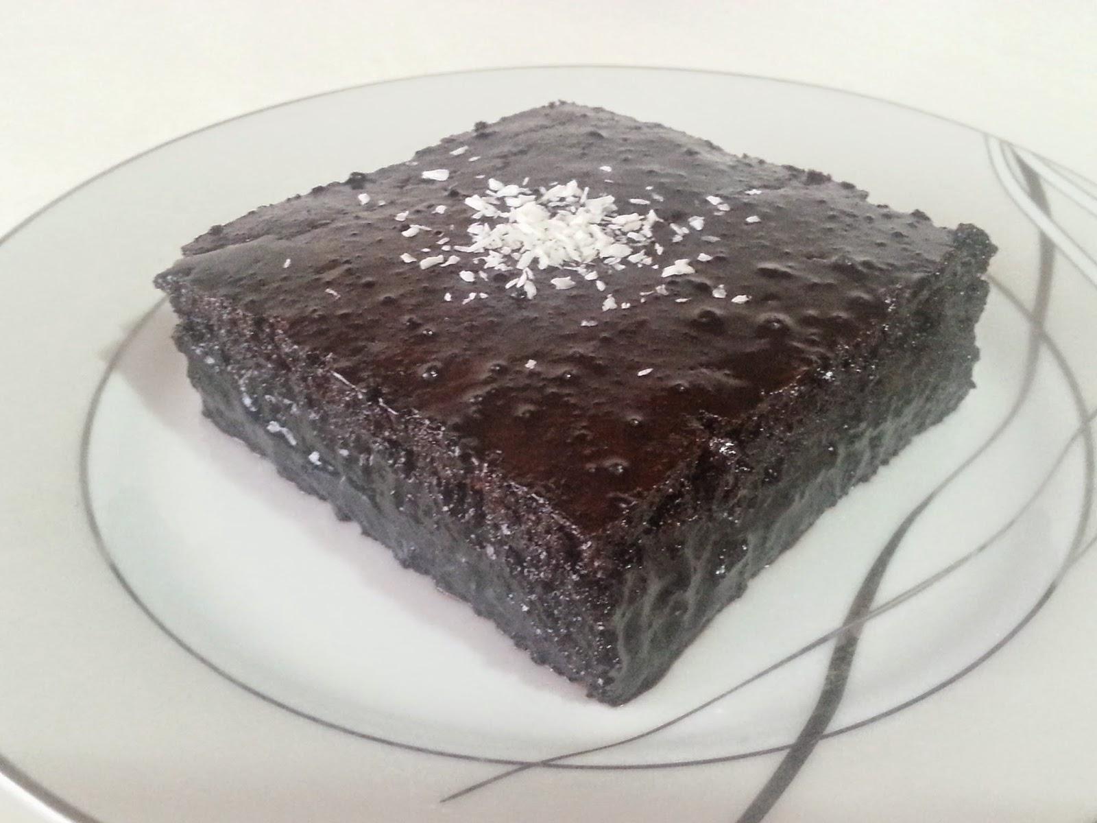 kek,ıslak kek,browni kek