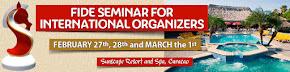 Seminario Organizadores Internacionales (Dar clic a la imagen)