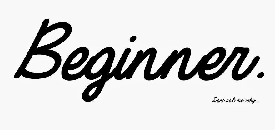 Beginner.