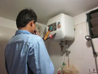 Sửa bình nóng lạnh tại Hai Bà Trưng Hà Nội