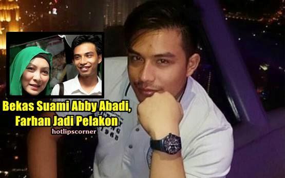 Bekas Suami Abby Abadi, Farhan Sedia Jadi Pelakon, info, terkini, hiburan, sensasi, gosip, Abby Abadi, Noor Farhan