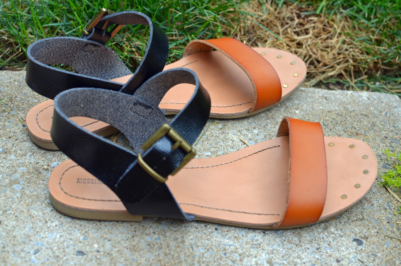 Very chic Target Mossimo Lakitia sandals for under $20