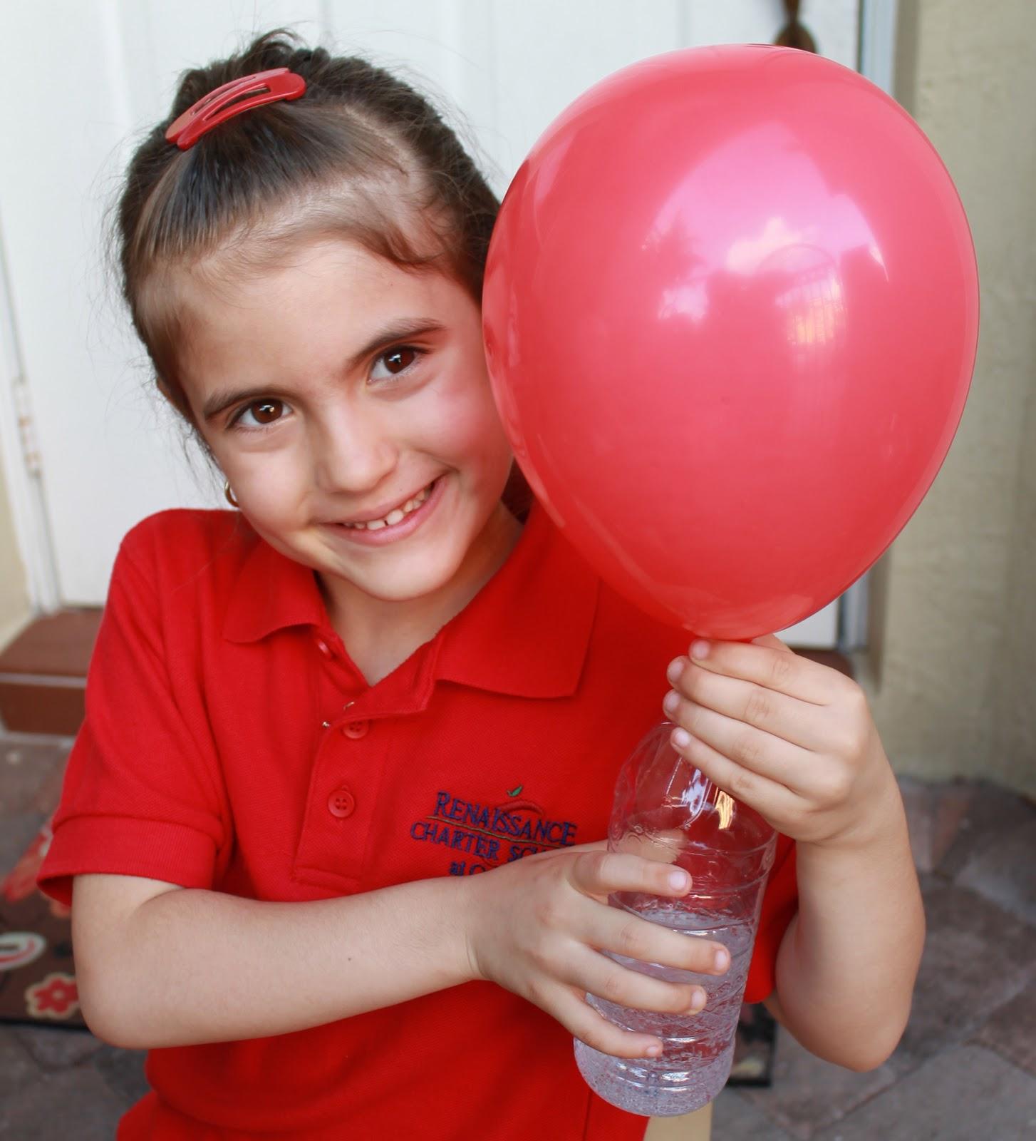 Как сделать шарик который летает в домашних условиях