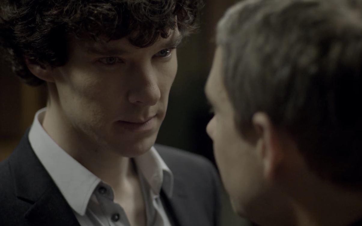 Sherlock holmes gay