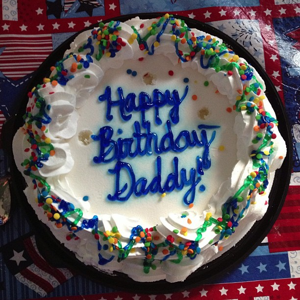 One Sweet World Happy Birthday David