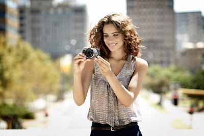 sony nex-c3 nexc3 camera e-mount lifestyle