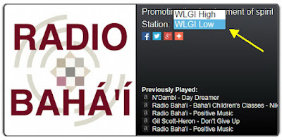 радио бахаи