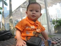 Baby Alex @10 month
