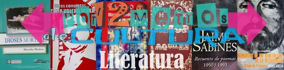 por12metros de cultura literatura