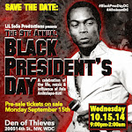 BLACK PRESIDENTS DAY