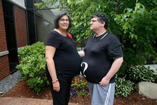 weird pregnancy