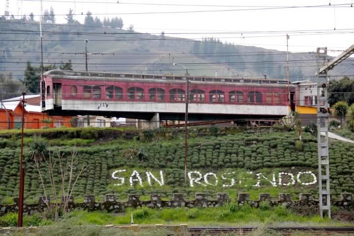 San Rosendo, la antigua capital ferroviaria de Chile