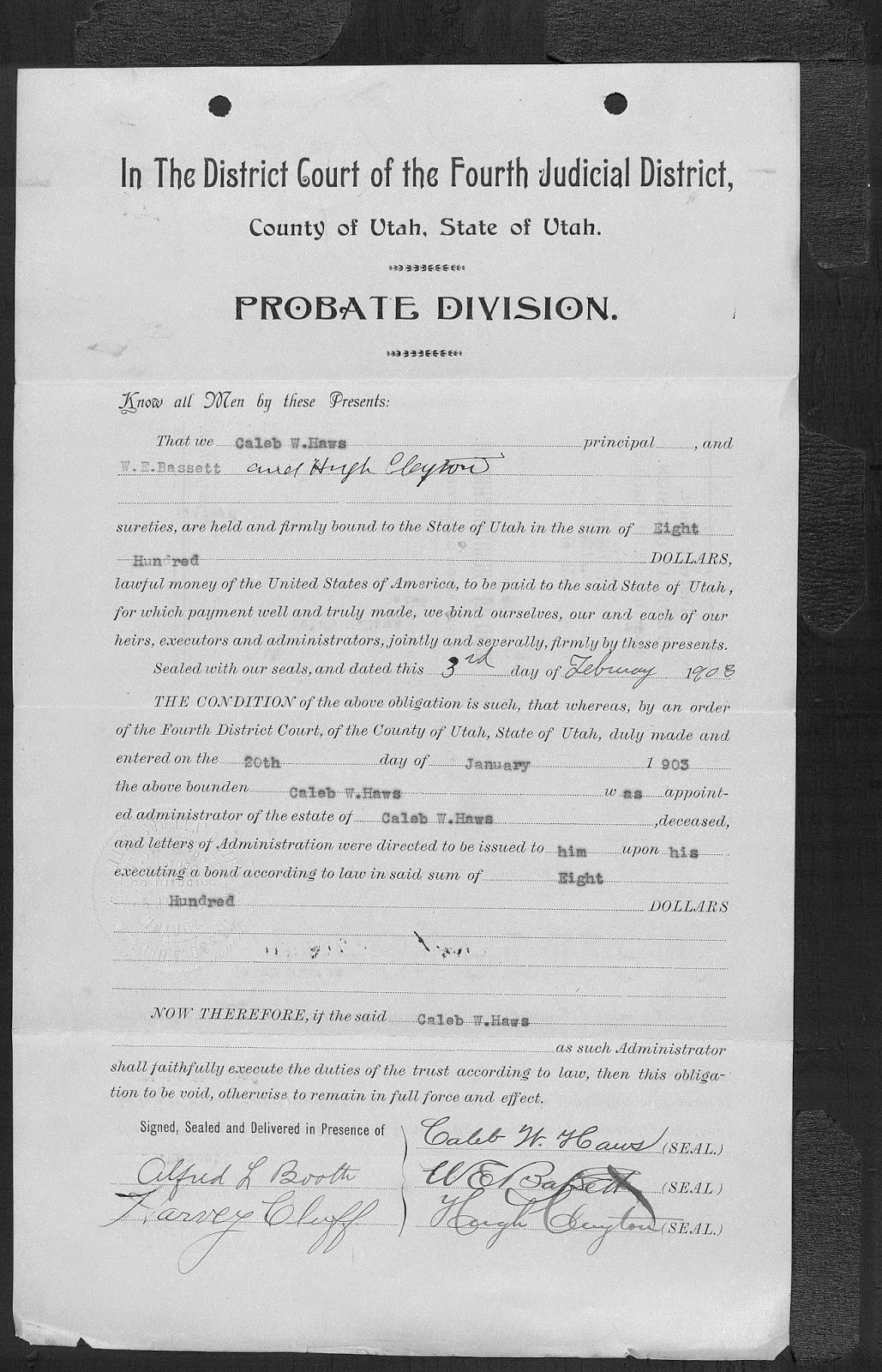 grant of letters of administration application form Letters of administration also known as grant of letters of administration is probate where there is no will  an application for the letters of administration.