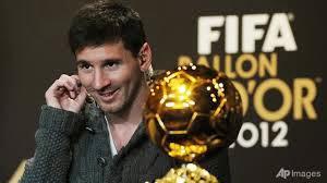 Profil Biodata Lionel Messi