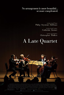 Ver online: A Late Quartet (El último concierto) 2012