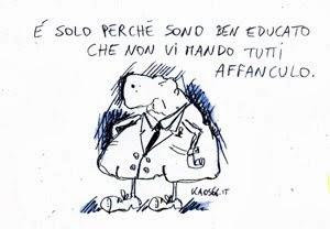Vignetta Kaos66 - Il sig. Ciufoli Parde