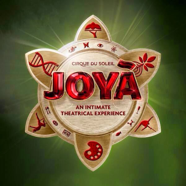 Joya Cirque Du soleil Riviera maya Cancun