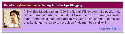 Cara pasang kotak admin dibawah postingan blog (Modifikasi blogger 1 ...