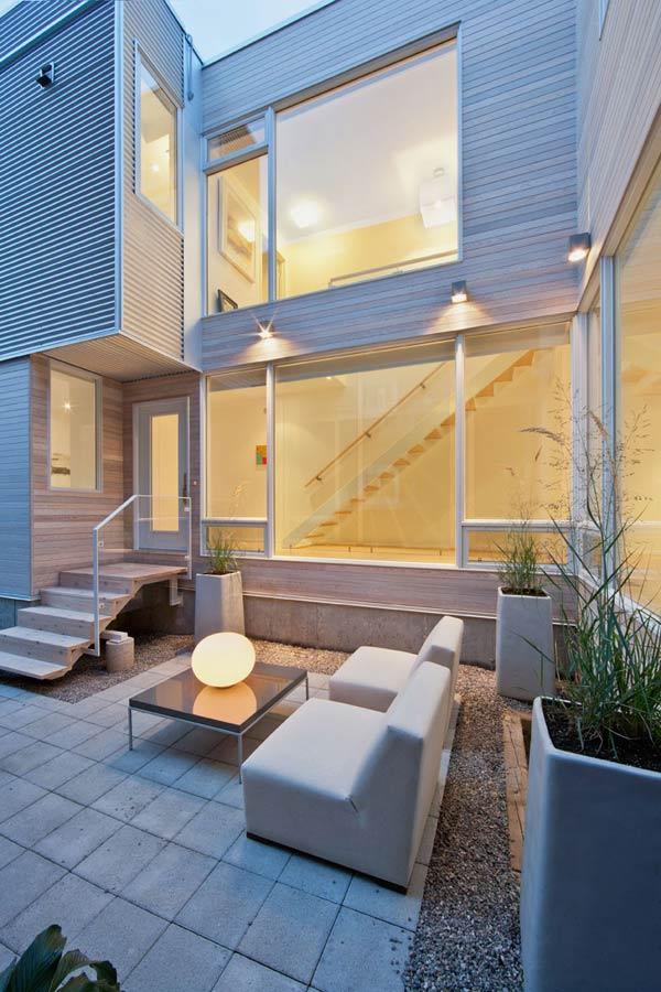 Gambar Desain Rumah Minimalis Kontemporer